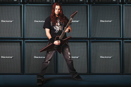 Gus G. Official website